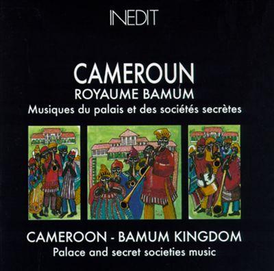 Cameroun: Musiques Du Palais Et Des Societes