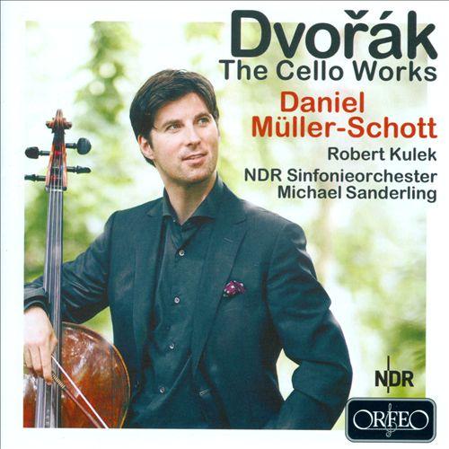 Dvorák: The Cello Works