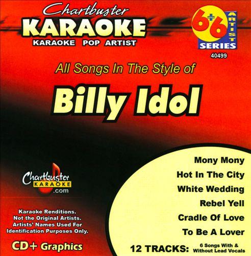 Chartbuster Karaoke: Billy Idol
