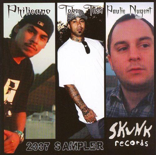 Skunk Records 2007 Sampler