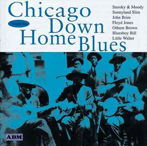 Chicago Down Home Blues, Vol. 1