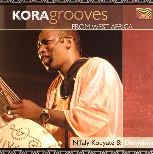Kora Grooves from West Africa
