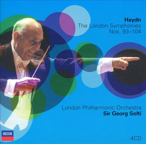 Haydn: The London Symphonies Nos. 93-104