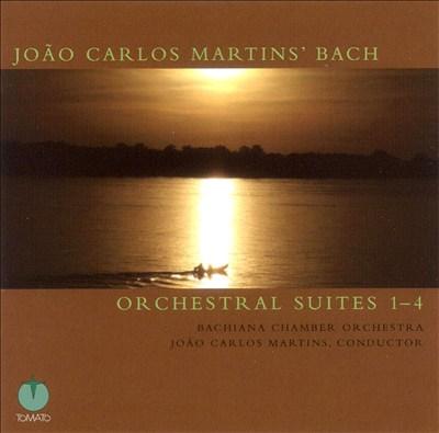 Bach: Orchestral Suites 1-4