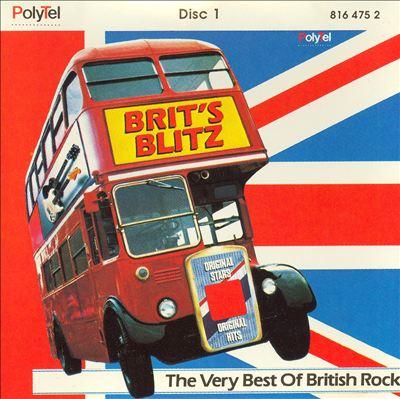 英国闪电战:最棒的英国摇滚