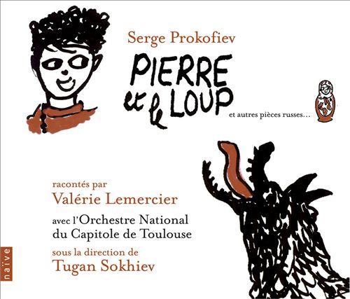 Prokofiev: Pierre et le Loup et autres pieces russes...