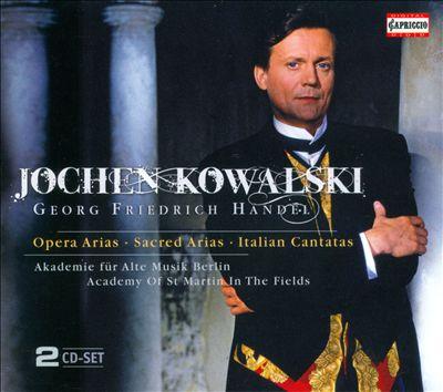 Handel: Opera Arias; Sacred Arias