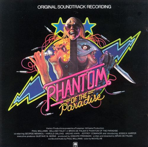 Phantom of the Paradise [Original Soundtrack Recording]