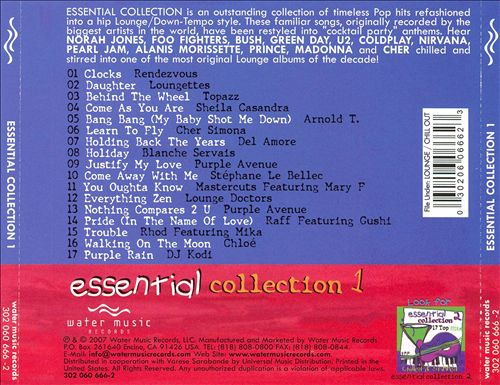 Essential Collection, Vol. 1