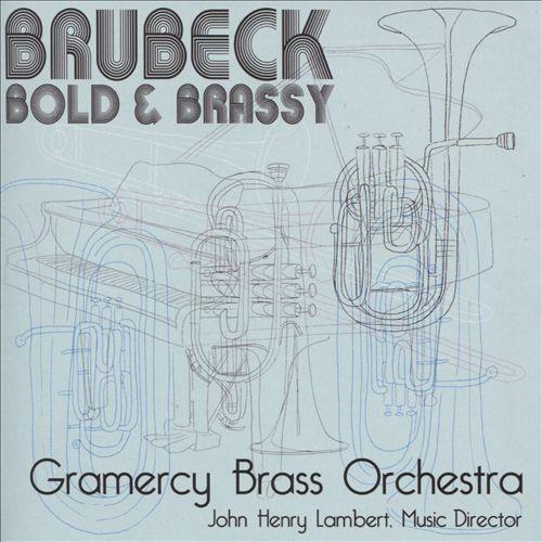 Brubeck: Bold & Brassy