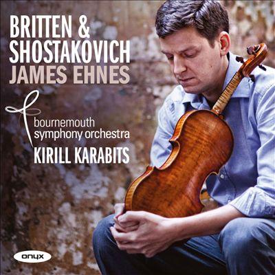 Britten & Shostakovich