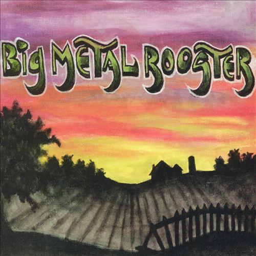 Big Metal Rooster