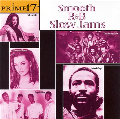 Prime 17: Smooth R&B Slow Jams