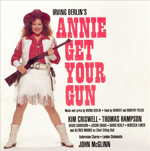 Annie Get Your Gun [1990 Studio Cast]