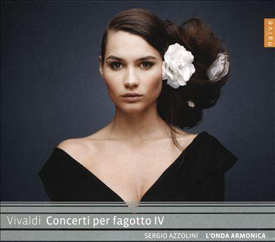 Vivaldi: Concerti per fagotto, Vol. 4
