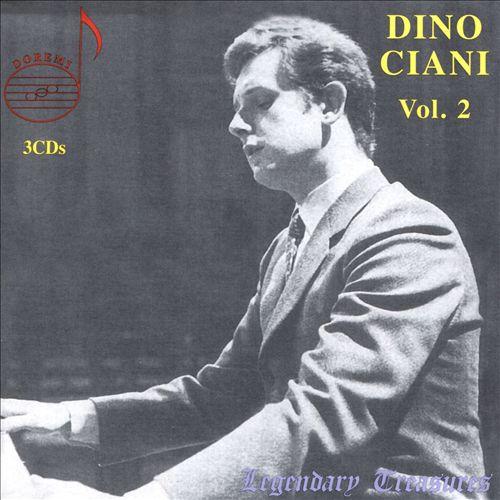 Dino Ciani, Vol. 2