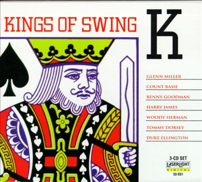 Kings of Swing: From Big Bands to Trios