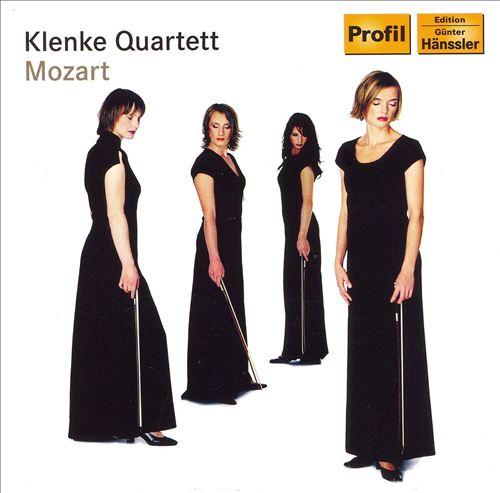 Mozart: String Quartets in B flat major K 458 & in E flat major K 428