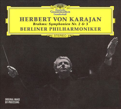 Brahms, Symphonies Nos. 2 & 3