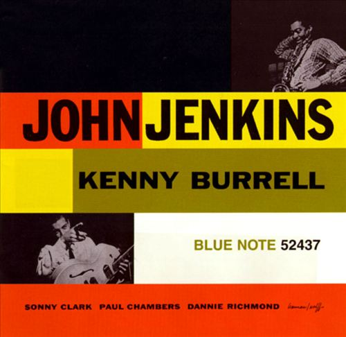 John Jenkins with Kenny Burrell