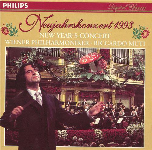 Neujahrskonzert 1993 New Year's Concert