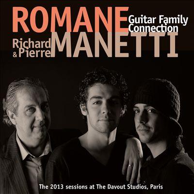 Guitar Family Connection: 2013 Sessions, Paris