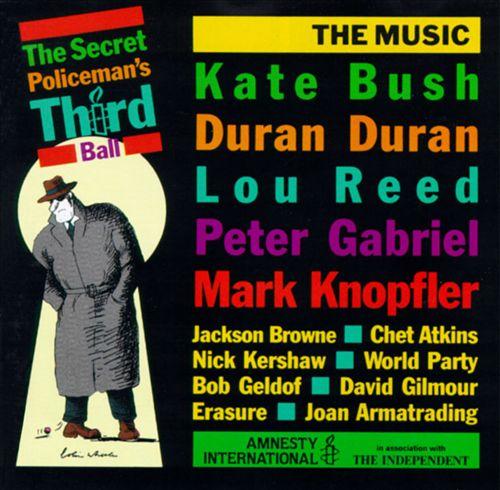 The Secret Policeman's Third Ball: The Music