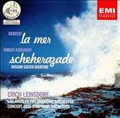 Claude Debussy: La Mer; Nicolai Rimsky-Korsakov: Scheherazade; Russian Easter Overture