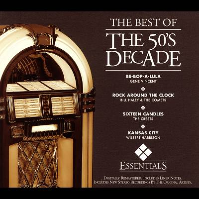 The Best of the 50's Decade [St. Clair]