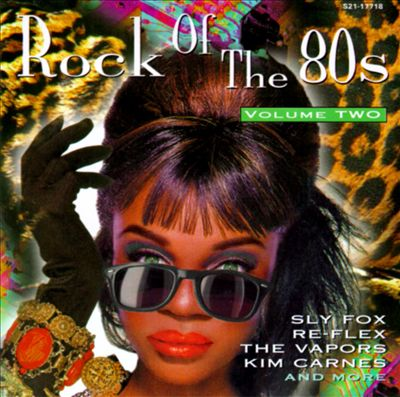 Rock of the 80's, Vol. 2 [CEMA]