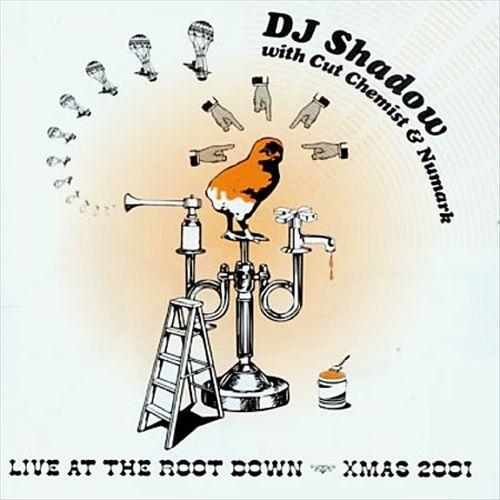 Live at the Root Down Xmas 2001