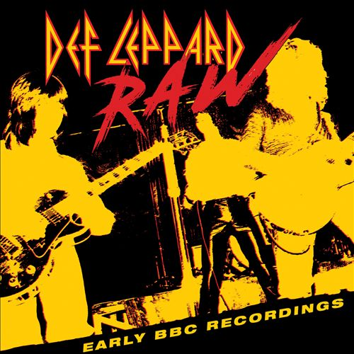 Raw: Early BBC Recordings