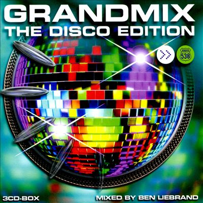 Grandmix: The Disco Edition, Vol. 2