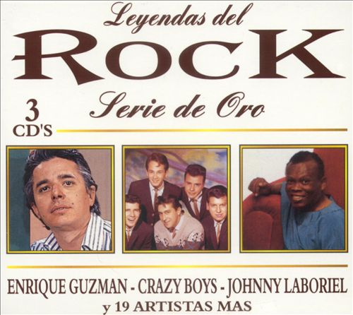 Leyendas del Rock: Serie de Oro