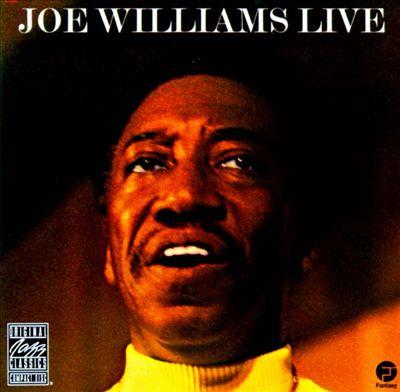 Joe Williams Live
