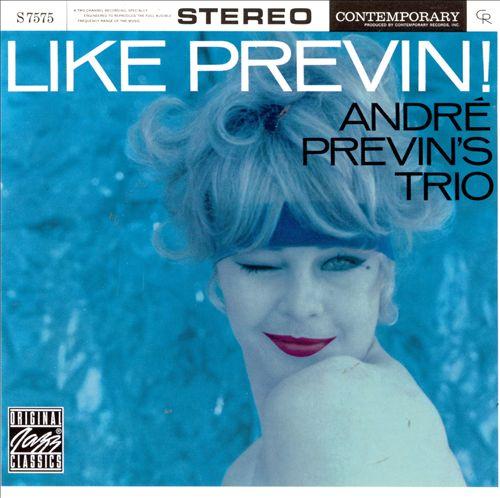 Like Previn!