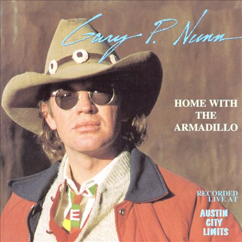 Home with the Armadillo: Live at Austin City Limits