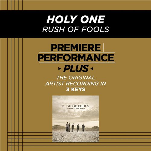 Holy One [Premiere Performance Plus Track]