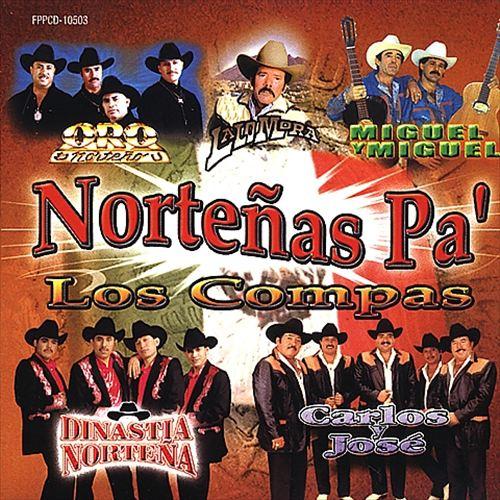 Nortenas Pa' los Compas