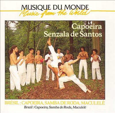 Brésil: Capoeira Senzala De Santos