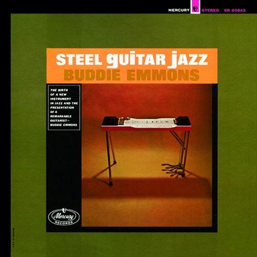 Steel Guitar Jazz