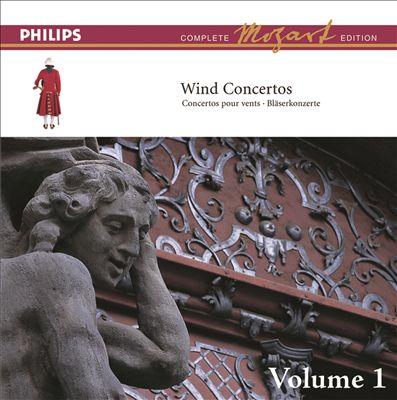 Mozart: The Wind Concertos [Complete Mozart Edition]