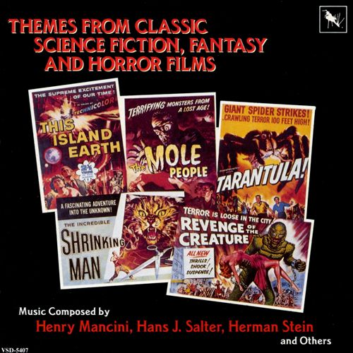 Themes from Classic Science Fiction...