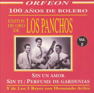 Exitos de Oro de los Panchos, Vol. 2