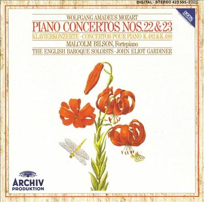 Mozart: Piano Concertos Nos. 22 & 23