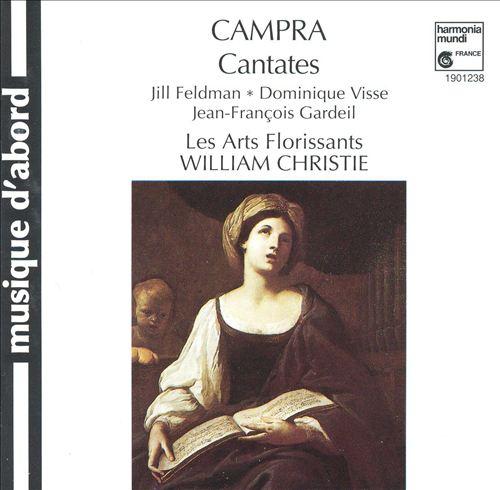 Campra: Cantatas françaises