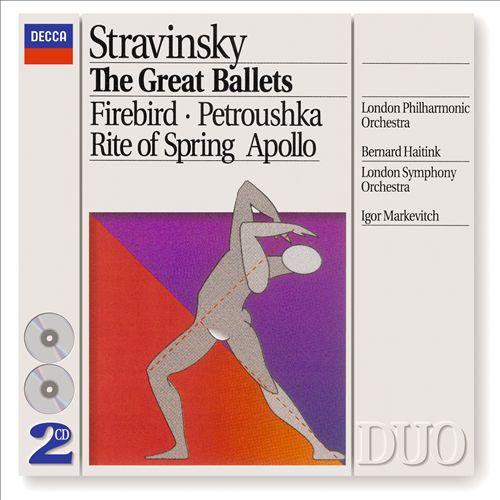 Stravinsky: The Great Ballets