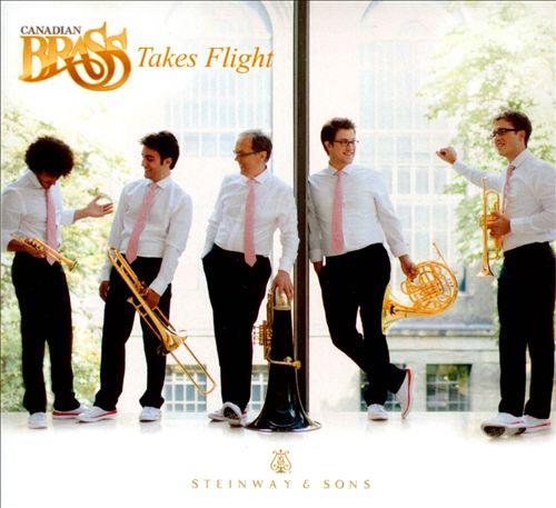 Canadian Brass Takes Flight
