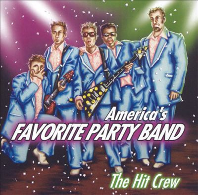 Drew's Famous America's Favorite Party Band