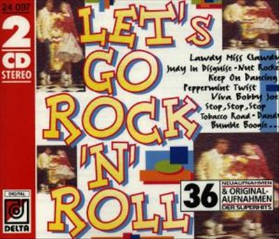Let's Go Rock N Roll